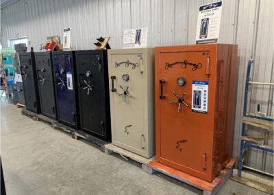 Safes Northern Kentucky Showroom